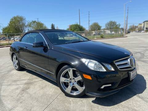 2011 Mercedes-Benz E-Class for sale at Affordable Auto Solutions in Wilmington CA