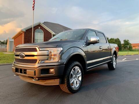 2018 Ford F-150 for sale at HillView Motors in Shepherdsville KY