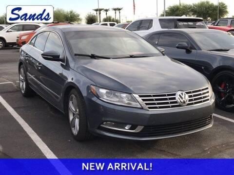2013 Volkswagen CC for sale at Sands Chevrolet in Surprise AZ