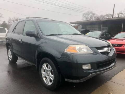 2005 Acura MDX for sale at Wise Investments Auto Sales in Sellersburg IN
