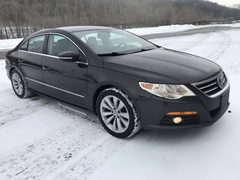 2010 Volkswagen CC for sale at Angies Auto Sales LLC in Newport MN
