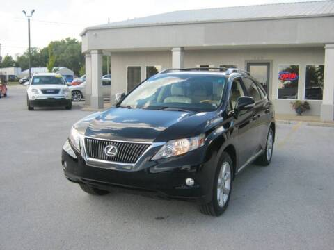 2010 Lexus RX 350 for sale at Premier Motor Co in Springdale AR