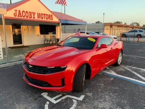 2020 Chevrolet Camaro for sale at Jacoby Motors in Fort Myers FL
