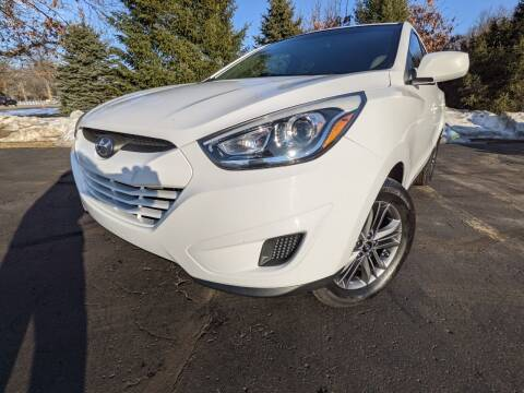 2015 Hyundai Tucson for sale at West Point Auto Sales in Mattawan MI
