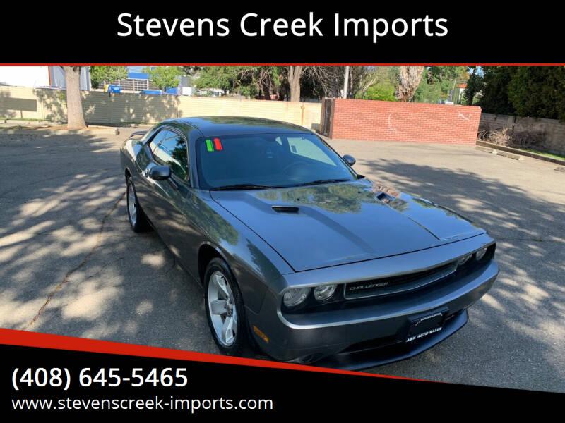 2011 Dodge Challenger for sale at Stevens Creek Imports in San Jose CA