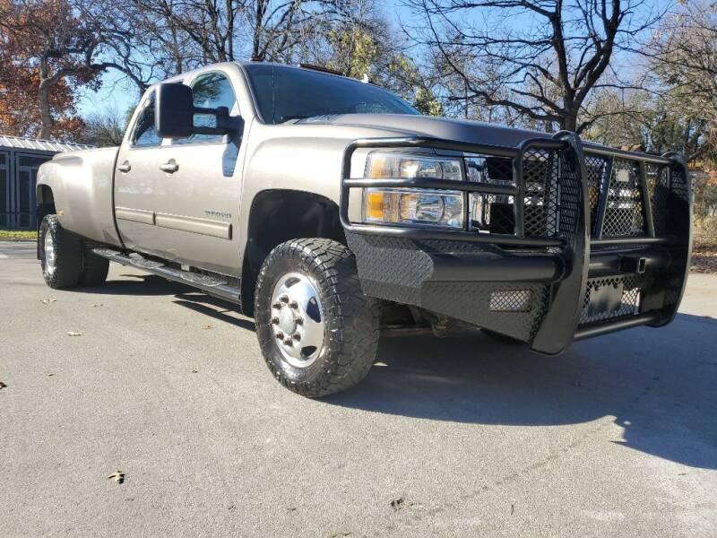 2012 Chevrolet Silverado 3500HD for sale at Thornhill Motor Company in Lake Worth TX