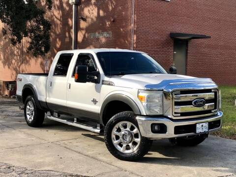 2015 Ford F-250 Super Duty for sale at Unique Motors of Tampa in Tampa FL