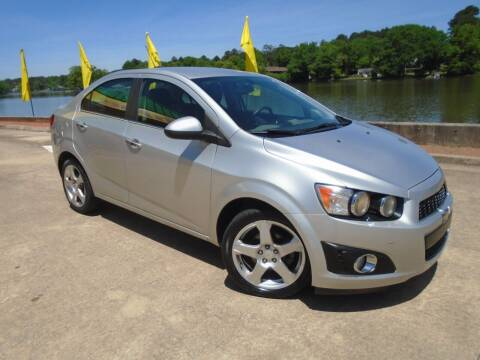 2015 Chevrolet Sonic for sale at Lake Carroll Auto Sales in Carrollton GA