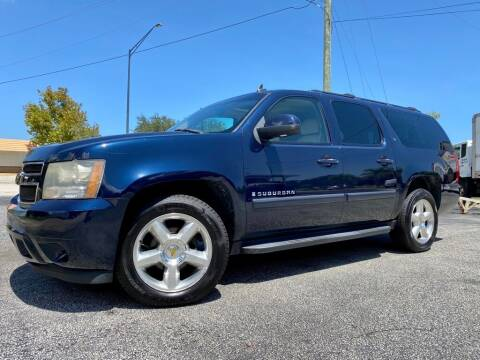 2007 Chevrolet Suburban for sale at Blum's Auto Mart in Port Orange FL
