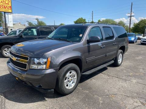 2010 Chevrolet Suburban for sale at Dan's Auto Sales in Grand Junction CO