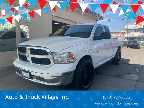 2015 RAM Ram Pickup 1500 for sale at Auto & Truck Village Inc. in Van Nuys CA