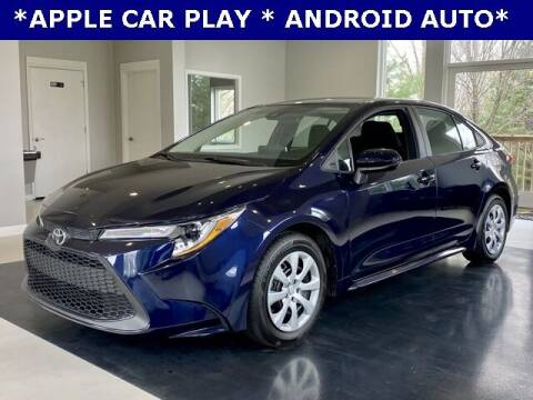 2021 Toyota Corolla for sale at Ron's Automotive in Manchester MD
