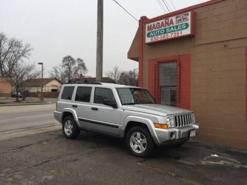 2006 Jeep Commander for sale at Magana Auto Sales Inc in Aurora IL