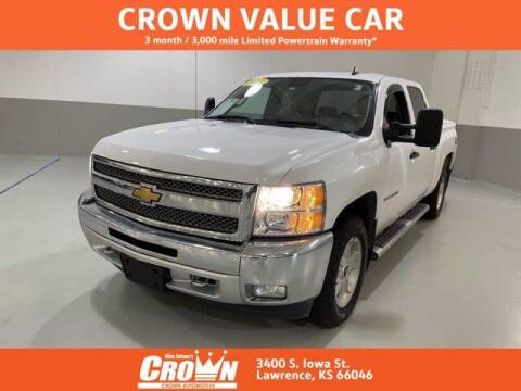 2013 Chevrolet Silverado 1500 for sale at Crown Automotive of Lawrence Kansas in Lawrence KS