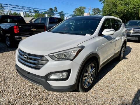2013 Hyundai Santa Fe Sport for sale at Southeast Auto Inc in Baton Rouge LA