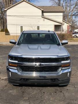 2017 Chevrolet Silverado 1500 for sale at Car Now LLC in Madison Heights MI