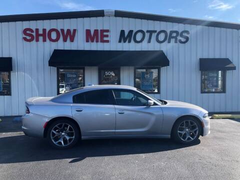 2016 Dodge Charger for sale at SHOW ME MOTORS in Cape Girardeau MO