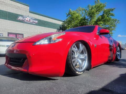 2009 Nissan 370Z for sale at All-Star Auto Brokers in Layton UT