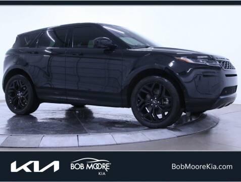 2020 Land Rover Range Rover Evoque for sale at Bob Moore Kia in Oklahoma City OK