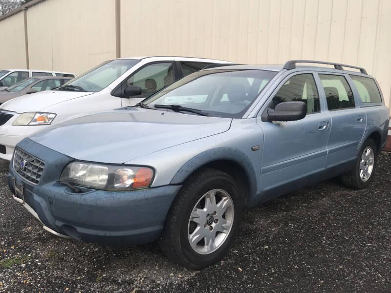 2002 Volvo XC for sale at American Dream Motors in Everett WA