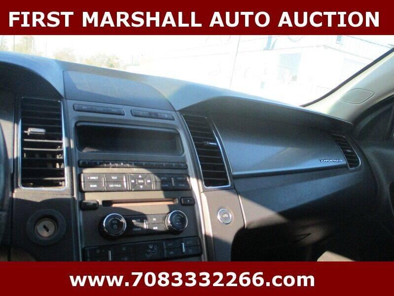 2010 Ford Taurus SEL 4dr Sedan - Harvey IL