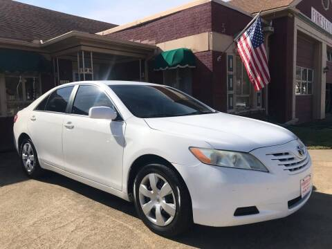 2008 Toyota Camry for sale at Firestation Auto Center in Tyler TX