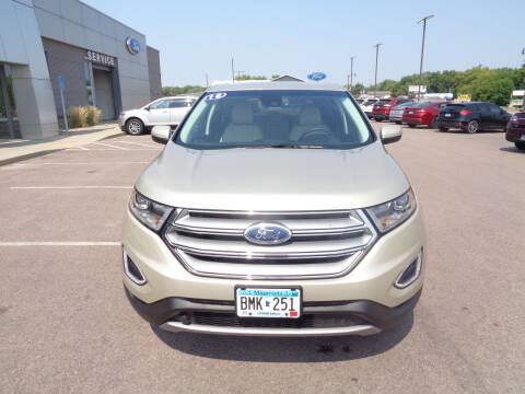 2018 Ford Edge for sale at Herman Motors in Luverne MN