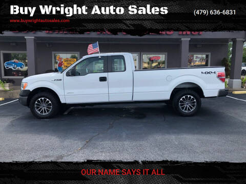 2014 Ford F-150 for sale at Buy Wright Auto Sales in Rogers AR