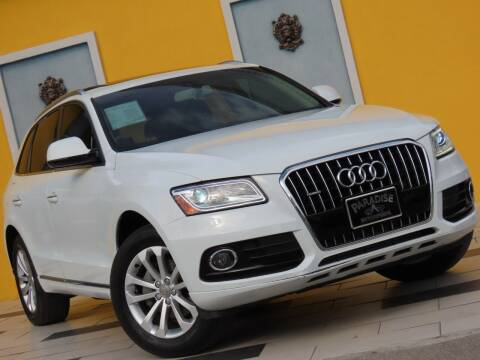 2017 Audi Q5 for sale at Paradise Motor Sports LLC in Lexington KY
