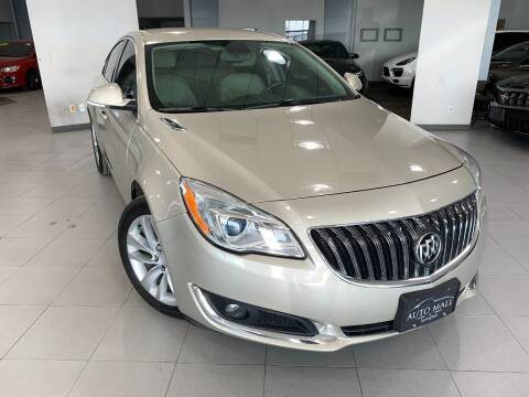 2015 Buick Regal for sale at Auto Mall of Springfield in Springfield IL
