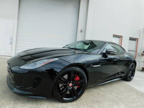 2015 Jaguar F-TYPE for sale at Conti Auto Sales Inc in Burlingame CA