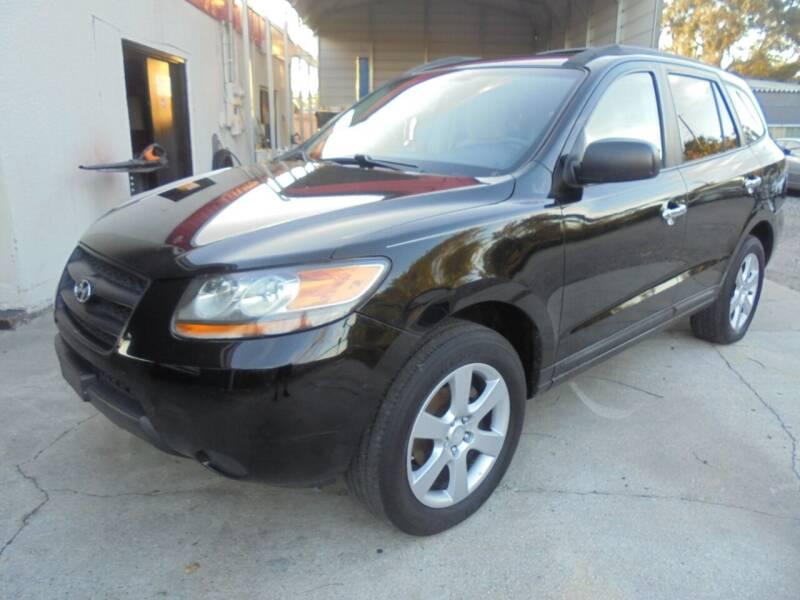 2009 Hyundai Santa Fe for sale at Automax Wholesale Group LLC in Tampa FL