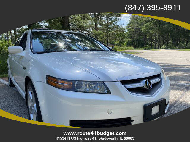 2005 Acura TL for sale at Route 41 Budget Auto in Wadsworth IL