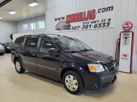 2010 Dodge Grand Caravan for sale at Kinsellas Auto Sales in Rochester MN