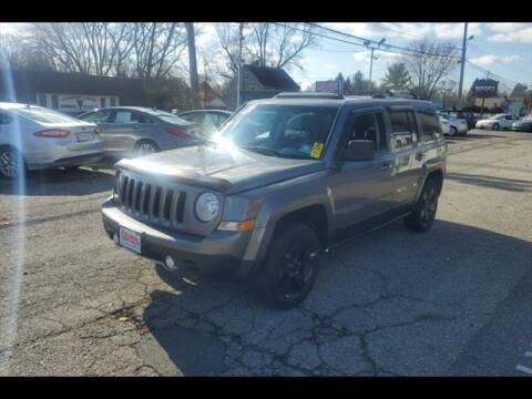 2012 Jeep Patriot for sale at Colonial Motors in Mine Hill NJ