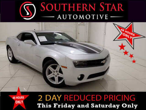 2012 Chevrolet Camaro for sale at Southern Star Automotive, Inc. in Duluth GA