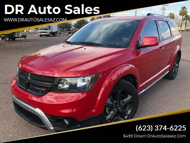2016 Dodge Journey for sale at DR Auto Sales in Glendale AZ
