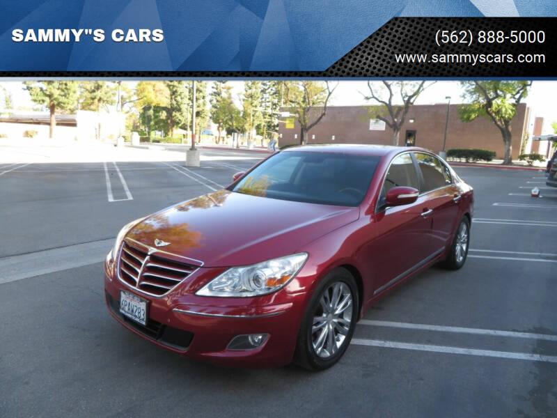 "2011 Hyundai Genesis for sale at SAMMY""S CARS in Bellflower CA"