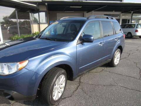 2012 Subaru Forester for sale at Maluda Auto Sales in Valdosta GA