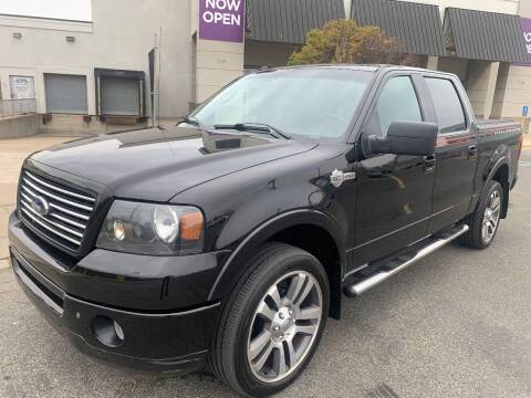2007 Ford F-150 for sale at HI CLASS AUTO SALES in Staten Island NY
