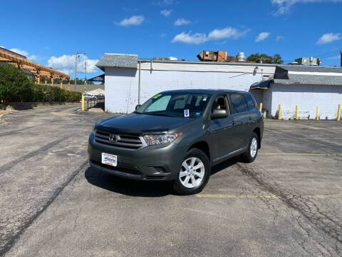 2012 Toyota Highlander for sale at Santa Motors Inc in Rochester NY
