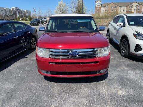 2010 Ford Flex for sale at COYLE GM - COYLE NISSAN - New Inventory in Clarksville IN