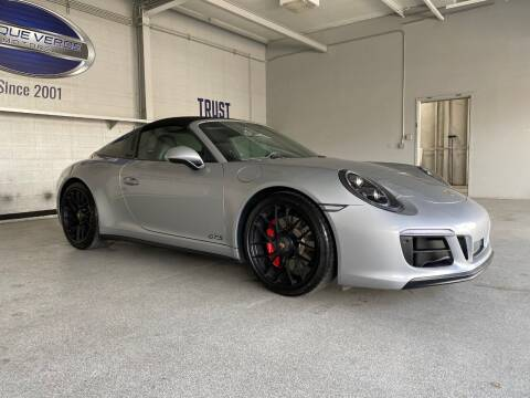 2019 Porsche 911 for sale at TANQUE VERDE MOTORS in Tucson AZ