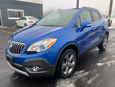 2014 Buick Encore for sale at Eagle Auto LLC in Green Bay WI