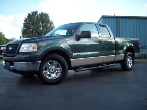 2004 Ford F-150 for sale at Whitney Motor CO in Merriam KS