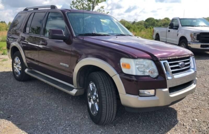 2006 Ford Explorer for sale at DON BAILEY AUTO SALES in Phenix City AL