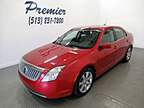 2010 Mercury Milan for sale at Premier Automotive Group in Milford OH