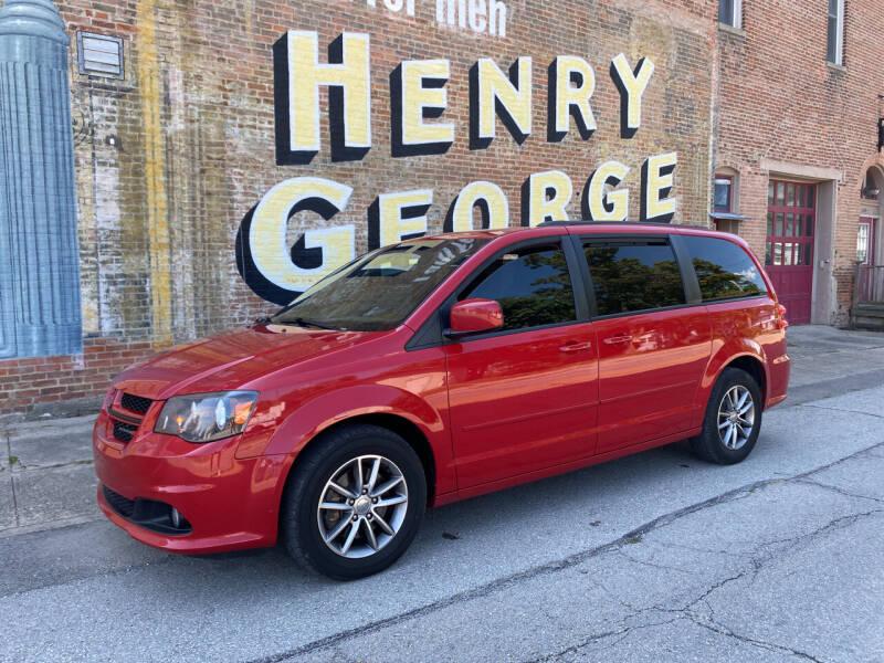 2014 Dodge Grand Caravan for sale at Main St Motors Inc. in Sheridan IN