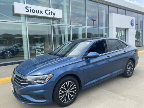 2019 Volkswagen Jetta for sale at Jensen's Dealerships in Sioux City IA