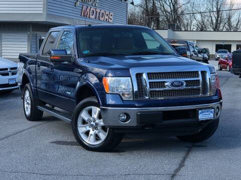 2012 Ford F-150 for sale at Jarboe Motors in Westminster MD
